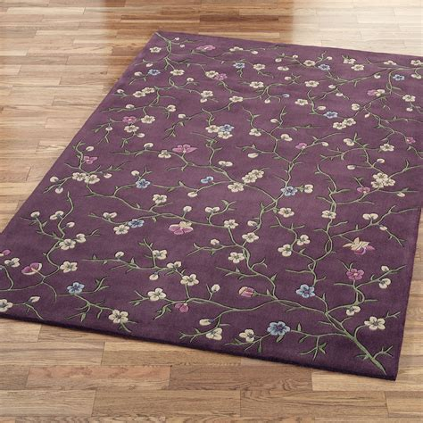Lavender Throw Rugs by Lavender Area Rugs
