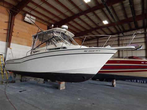 boat brokers harrison township mi 1995 grady white 300 marlin power boat for sale www