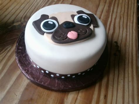 pug cake pin pug cake for the of cake on