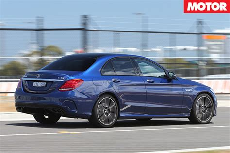 2017 mercedes amg c43 term review month 1 motor