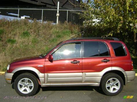 2001 Suzuki Grand Vitara For Sale 2001 Suzuki Grand Vitara Jlx 4x4 In Cassis Pearl Photo