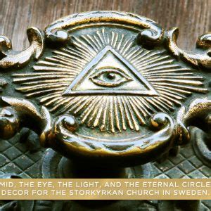 illuminati church illuminati symbols artwork storkyrkan church sweden
