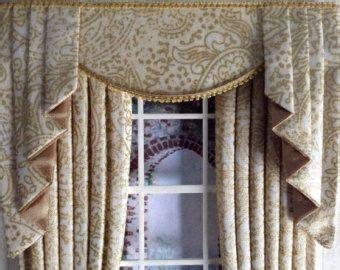 inverted box pleat valance tacked with bronze nail heads 4515 best images about cortinas on pinterest balloon