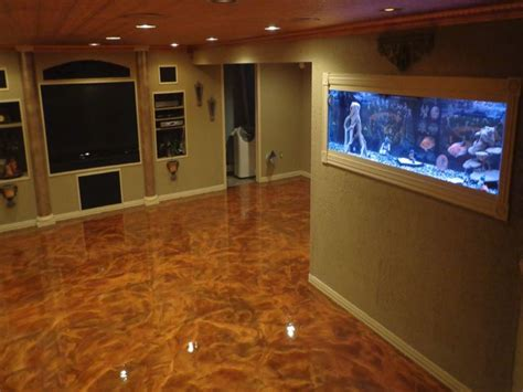 metallic epoxy flooring residence brooklyn new york polished concrete epoxy contractor ny