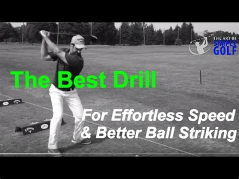 best golf ball for medium swing speed the best golf drill for swing speed and dialing in your