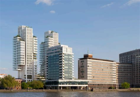 thames college manchester go ahead for london albert embankment twin towers