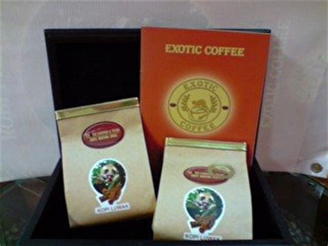 Exclusive Kopi Arabica Aceh Gayo 250 Gram Product kopi luwak coffee beans products indonesia kopi luwak coffee beans supplier