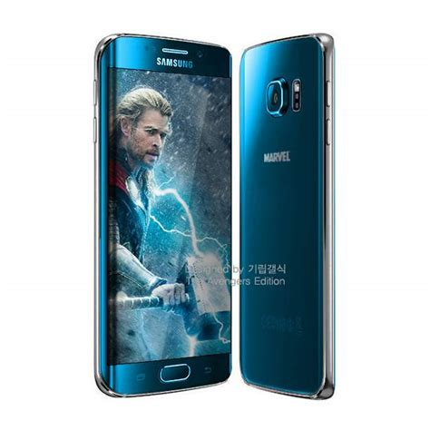 Samsung S6 Marvel Galaxy S6 Edge Marvel Themed Limited Editions Could Come