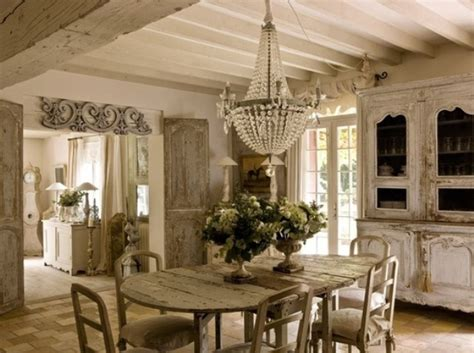 french chic home decor 39 beautiful shabby chic dining room design ideas digsdigs