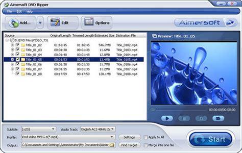 format dvd mp4 how to convert dvd to mp4 avi mpeg wmv vob mp3 on windows