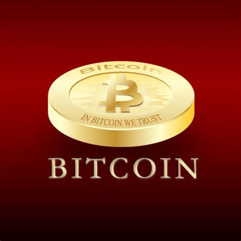 bitcoin red new bitcoin logo