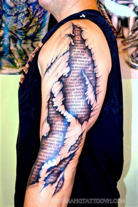 tattoo sleeve lyrics full sleeve chest and arm gallery anna hang tattoo