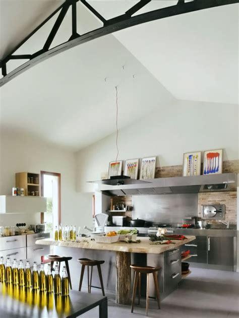 design milk kitchens 12 inspiring ways to hang art in the kitchen design milk