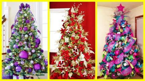 decorados de arboles de navidad los mejores arboles navide 209 os decorados youtube