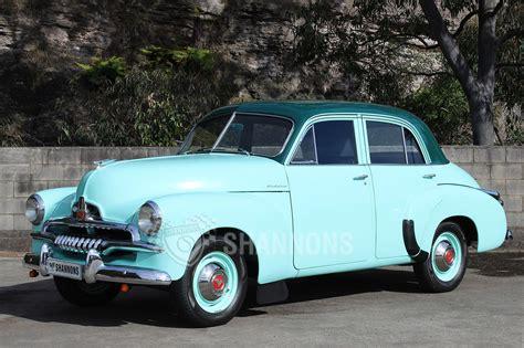 holden fj special sedan auctions lot 5 shannons