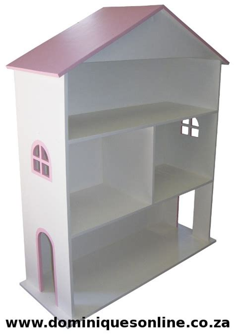 white doll house wooden white pink doll house craftiness to make for kids pint