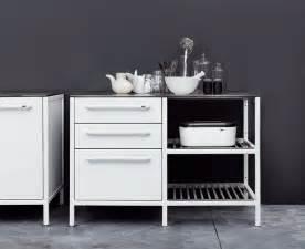 Ikea White Cabinets Kitchen Vipp Modulk 252 Che Aus Stahl K 252 Chen Portal