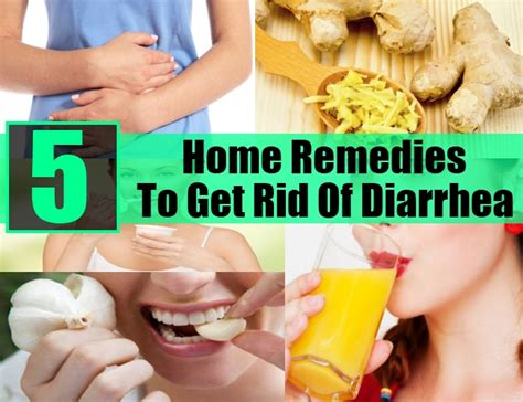 how to get rid of diarrhea 5 home remedies to get rid of diarrhea diy health remedy