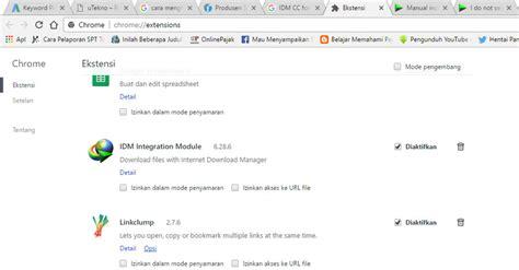 download youtube dari chrome tidak muncul begini cara menilkan idm di youtube untuk