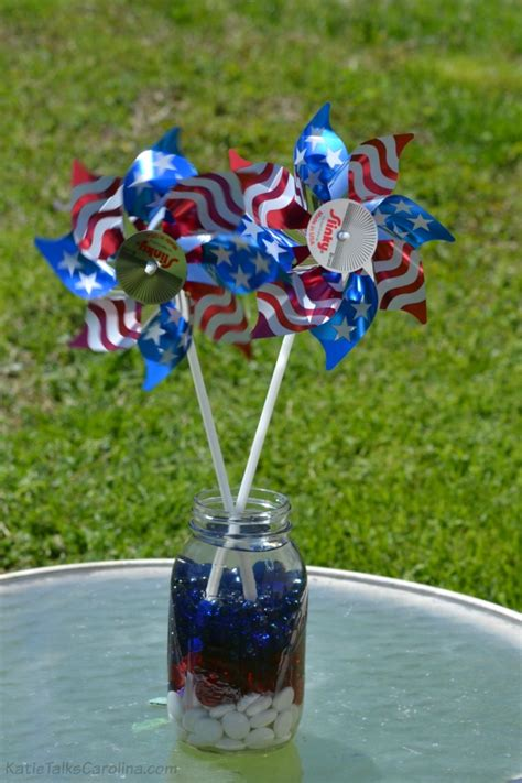 Blue Decorations by Easy White And Blue Table Decorations On A Budget