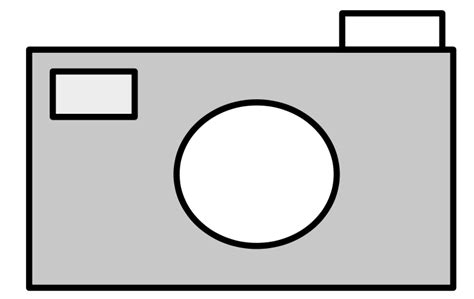 file camera svg wikimedia commons