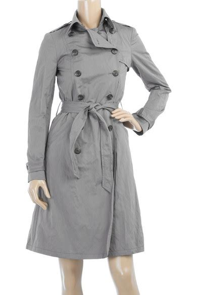 Timeless Trench Coats by Gryphon Timeless Trench Coat Net A Porter