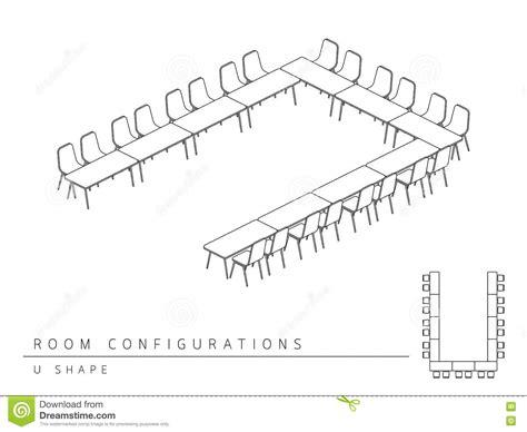 U Shape Meeting Room Setup by Meeting Room Setup Layout Configuration U Shape Style