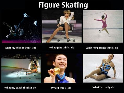 Figure Skating Memes - best 25 ice skating funny ideas on pinterest figure
