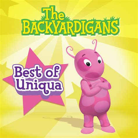 Backyardigans Pie Song Image The Backyardigans Best Of Uniqua Itunes Cover