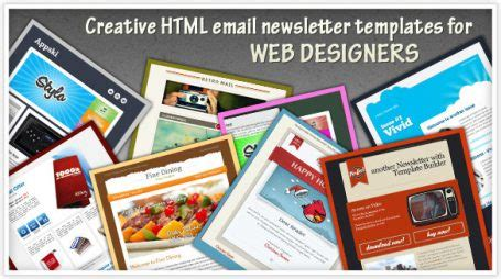 Inspiration View All Post Under Inspiration Category Webgranth Creative Html Email Templates