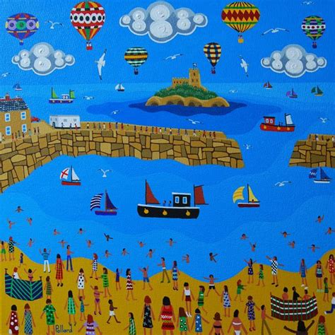painting plymouth paintings by naive artist brian pollard plymouth