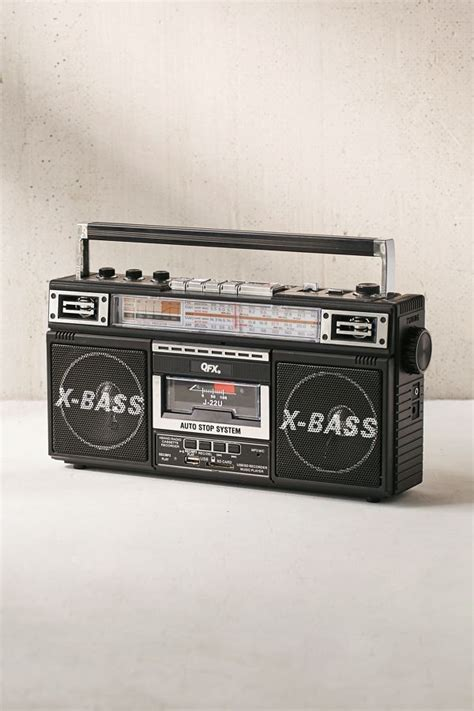 radio cassette radio cassette mp3 boombox outfitters