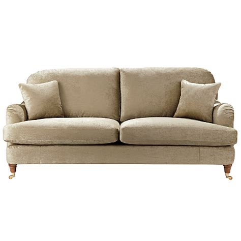 Gatsby Large Sofa In Beige Sofas Armchairs Asda Direct