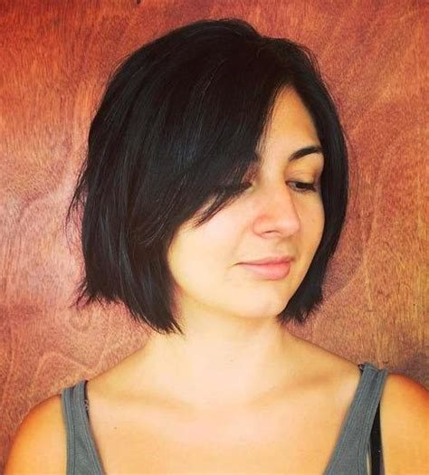 Bob Hairstyles With Side Bangs by 40 Side Swept Bangs To Sweep You Your