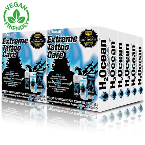 extreme tattoo shop extreme tattoo care etc 12 ct