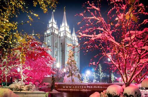 Delightful Lake George Christmas #1: Salt-lake-temple-christmas-lights.jpg