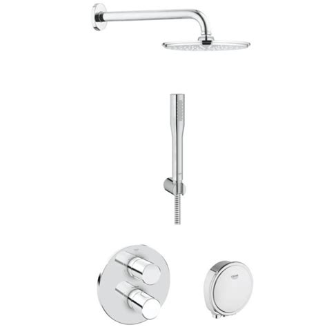 grohe bath shower mixer thermostatic grohe grohtherm 3000 cosmopolitan 118329
