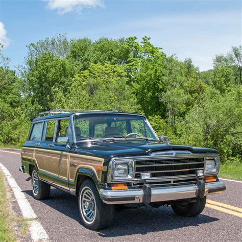jeep wagoneer for sale 1991 jeep wagoneer for sale