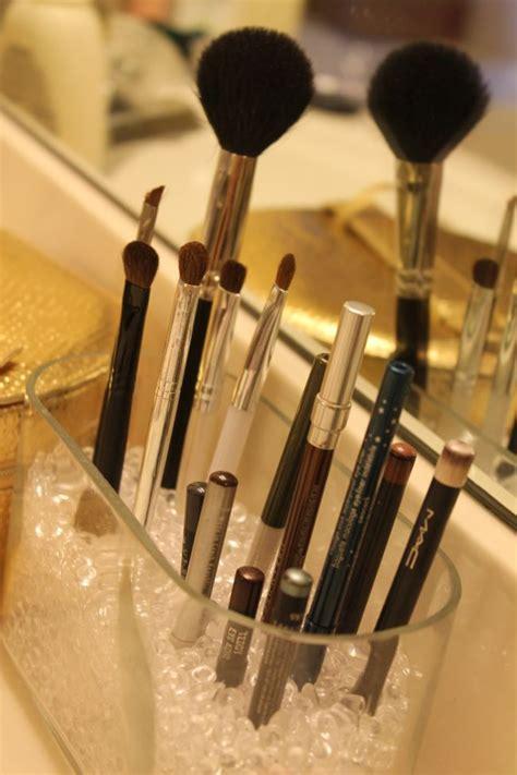 Vase Filler For Makeup Brushes by Make Up Storage Like Sephora Vase Or Storage Container