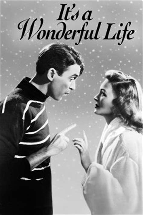 film it a beautiful life it s a wonderful life 1946 frank capra synopsis