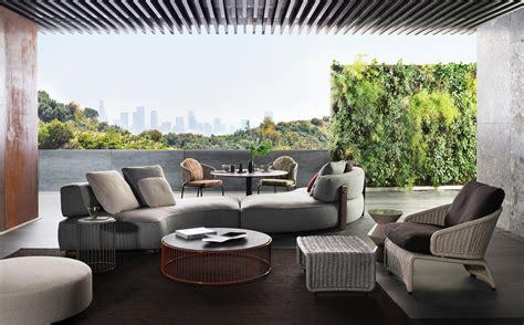 florida arredamenti florida outdoor sofa garden sofas from minotti architonic
