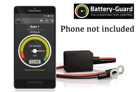 Bikermart: INTACT Battery Guard Bluetooth Automotive