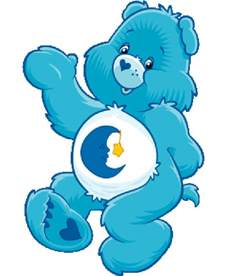 bedtime care bear costume images