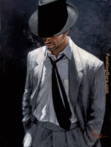 paint man fabian perez man in white suit iv painting anysize 50 off