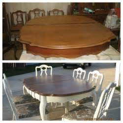 How To Refinish A Dining Room Table by 1000 Ideas About Refinish Dining Tables On Pinterest