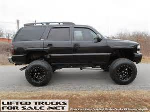 2002 chevrolet tahoe lt lifted