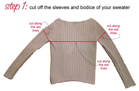 how to make a sweater how to make a cowl scarf leg warmers from sweater megan nielsen design diary