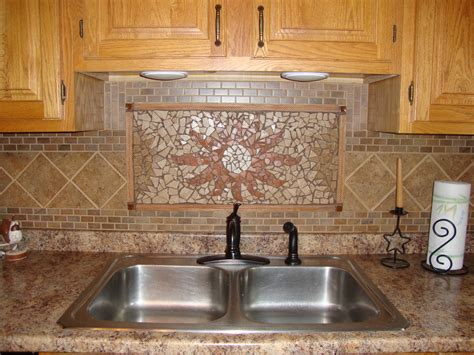 Easy Backsplash Kitchen | easy diy kitchen backsplash great home decor diy