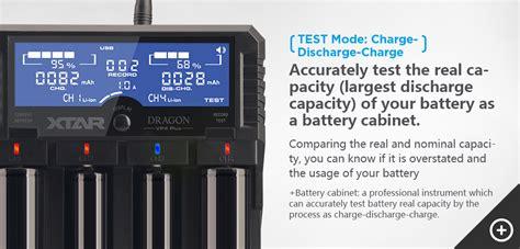 Xtar Vp4 Plus Charger Baterai xtar vp4 plus charger baterai black jakartanotebook