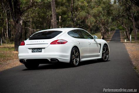 Porsche Panamera Diesel Test by Porsche Panamera Diesel Review Test